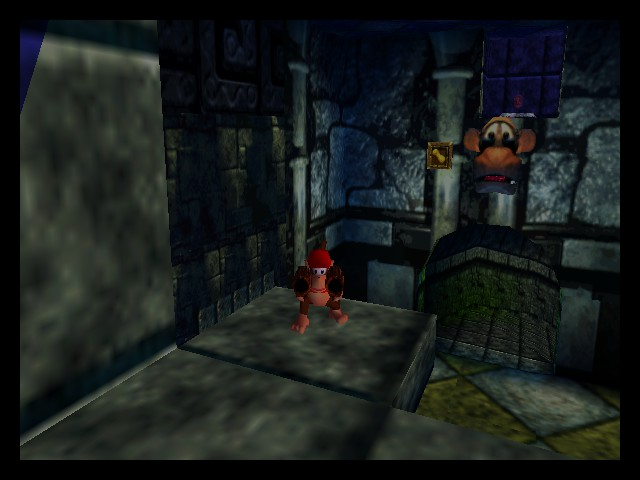 Donkey Kong 64 - Nobody moves, nobody gets hurt! - User Screenshot